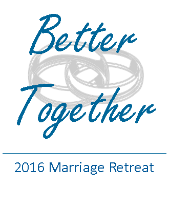2016 Marriage Retreat